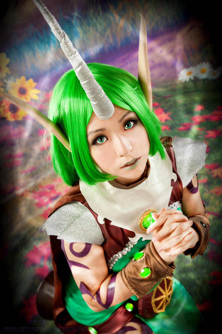 Cosplay - League of Legends - Soraka by PipiChu0226