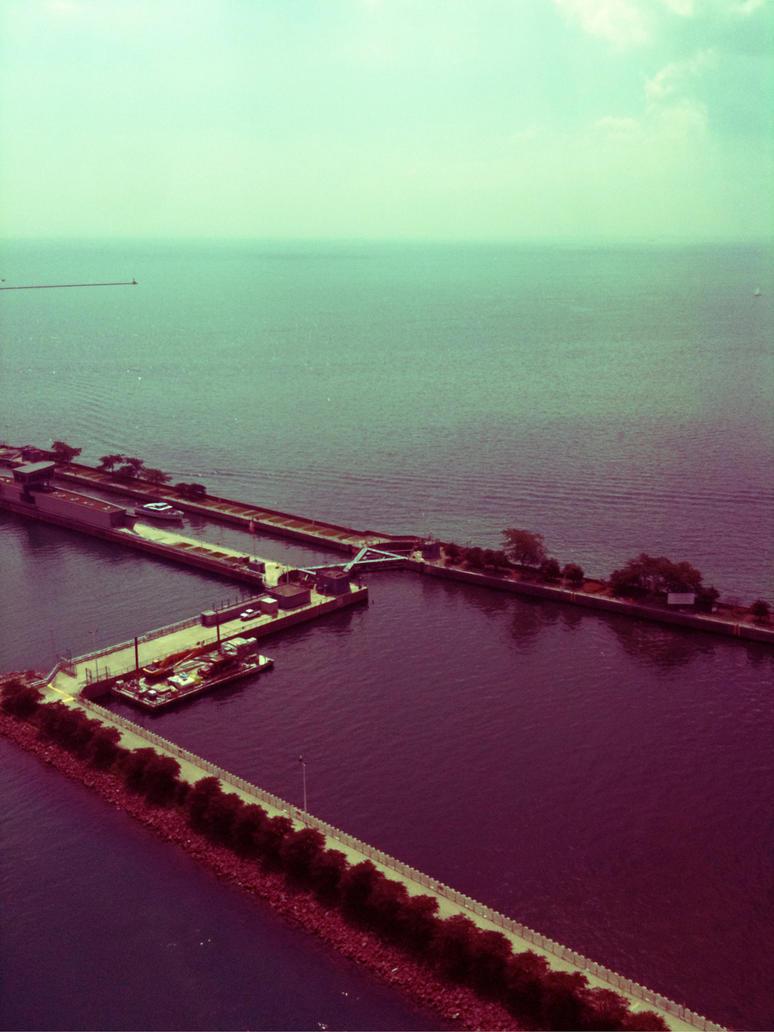 Chicago Lock by jonniedee