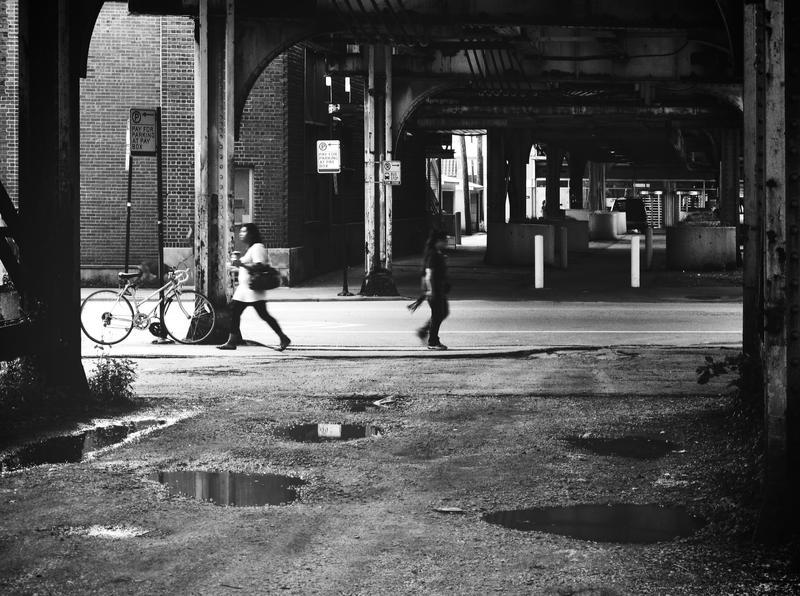 Under the Tracks II by jonniedee