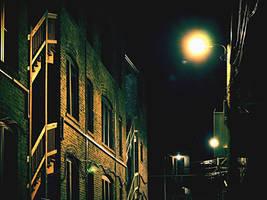 Dark Alley by jonniedee