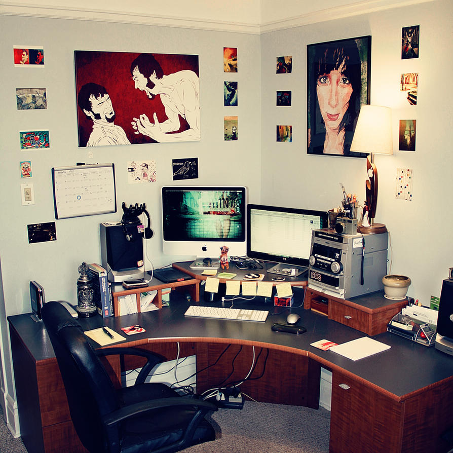 2011 Workspace by jonniedee