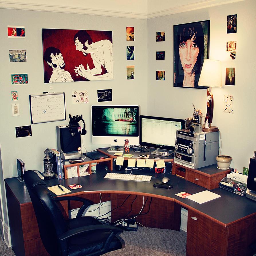 2011 Workspace by jonniedee