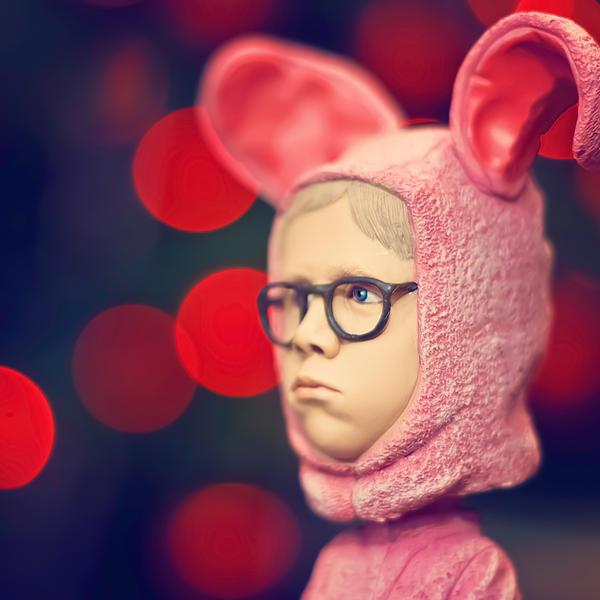 Ralphie's Pink Nightmare by jonniedee