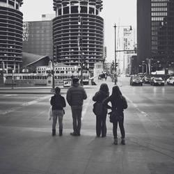 To Marina City by jonniedee