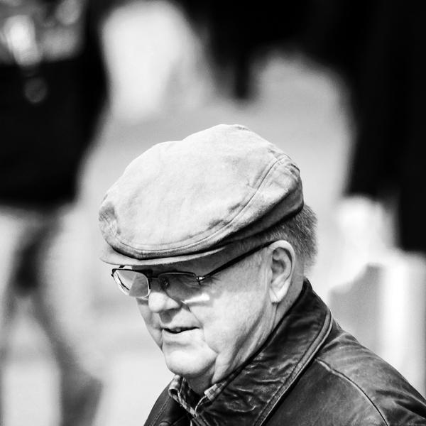 Man In The Hat by jonniedee