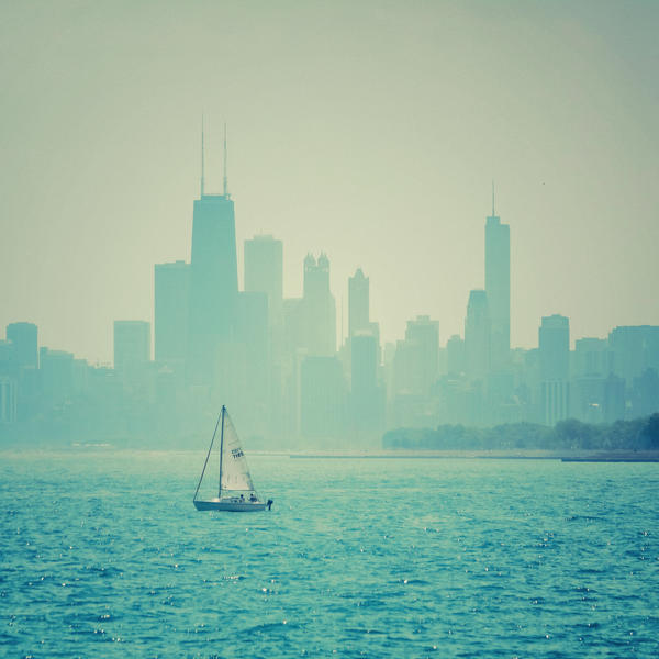 Chicago - Montrose Harbor by jonniedee