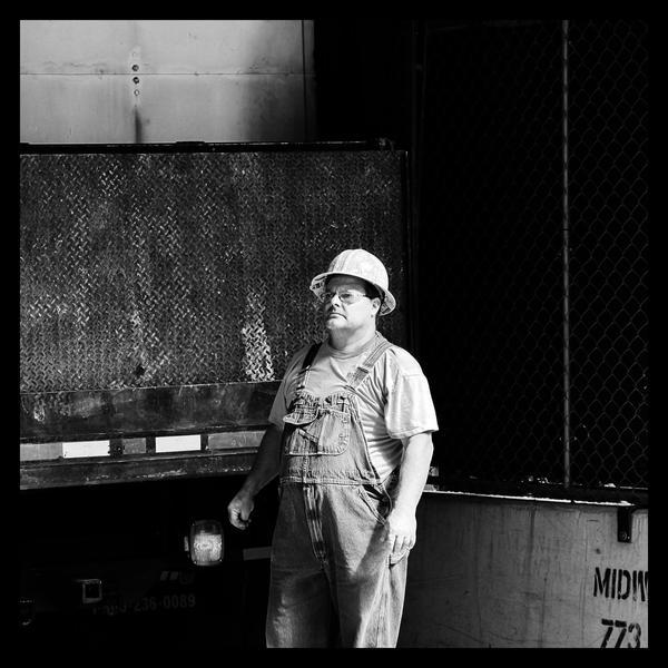 The Worker by jonniedee