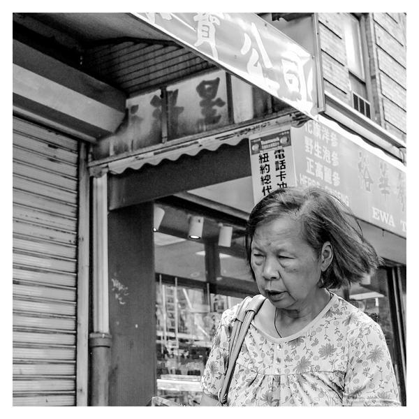 New York Chinatown 040 by jonniedee