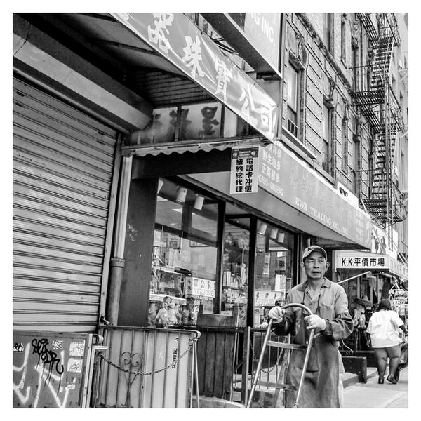 New York Chinatown 044 by jonniedee