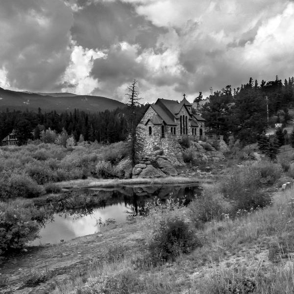 Chapel On the Rock by jonniedee