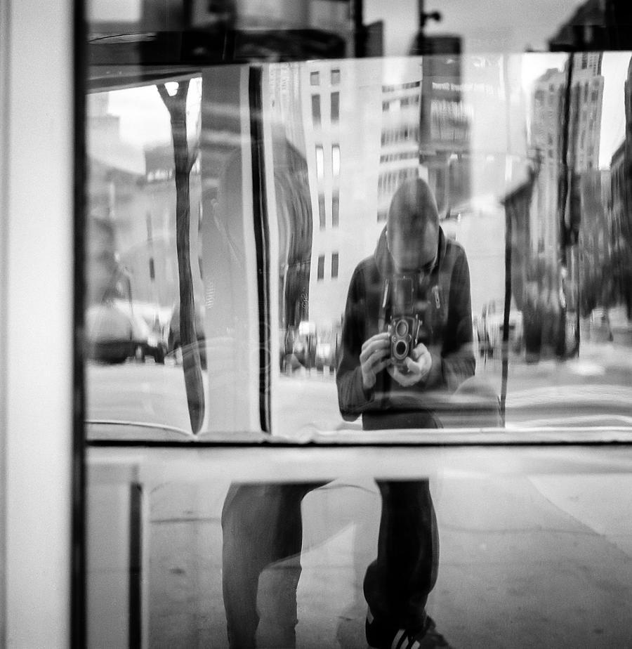 Rolleiflex SP by jonniedee