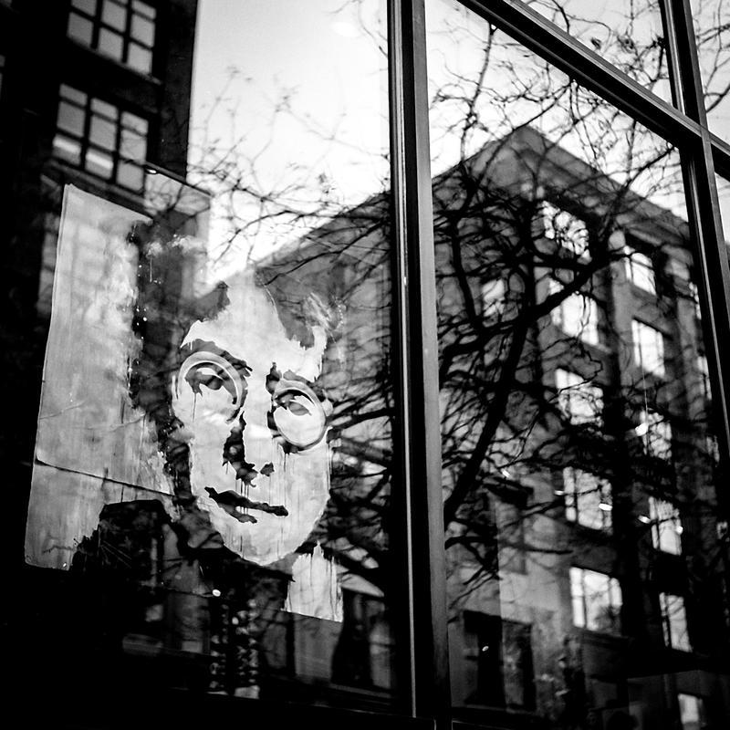 John in the Window by jonniedee