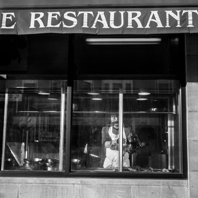 Cook in the Window by jonniedee
