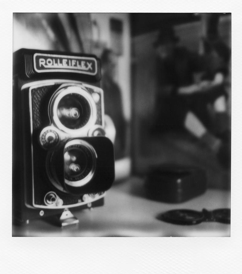 Rolleiflex by jonniedee