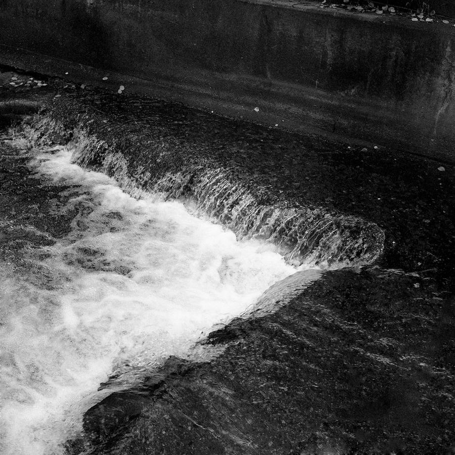 The Creek in Boulder by jonniedee