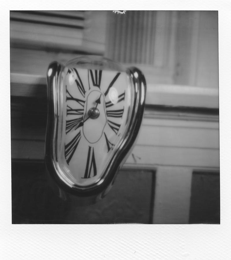 Salvador's Clock by jonniedee