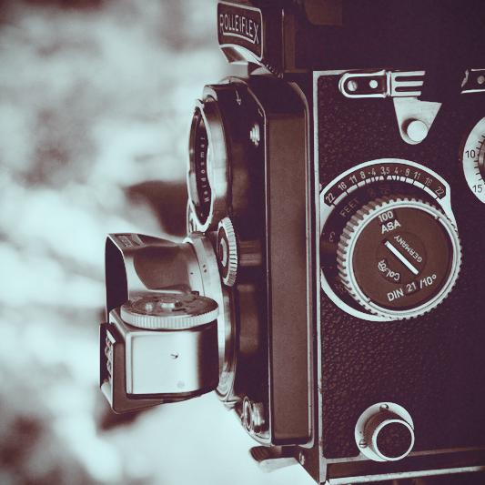 Rolleiflex ID by jonniedee