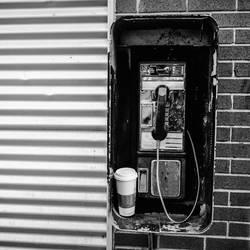 Coffee and a Phone Call by jonniedee