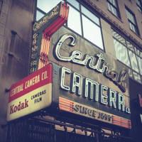 Central Camera by jonniedee