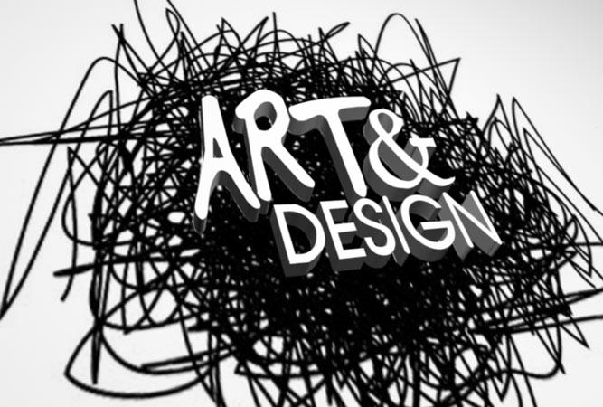 art and design logo by jonniedee on DeviantArt
