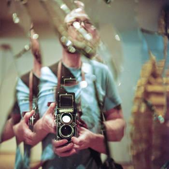 Untitled Self Portrait by jonniedee