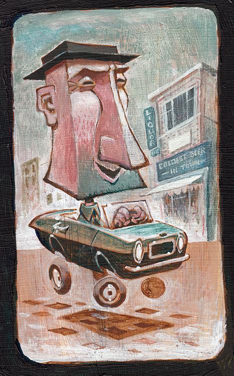 Avenue 59 by BerniePetterson