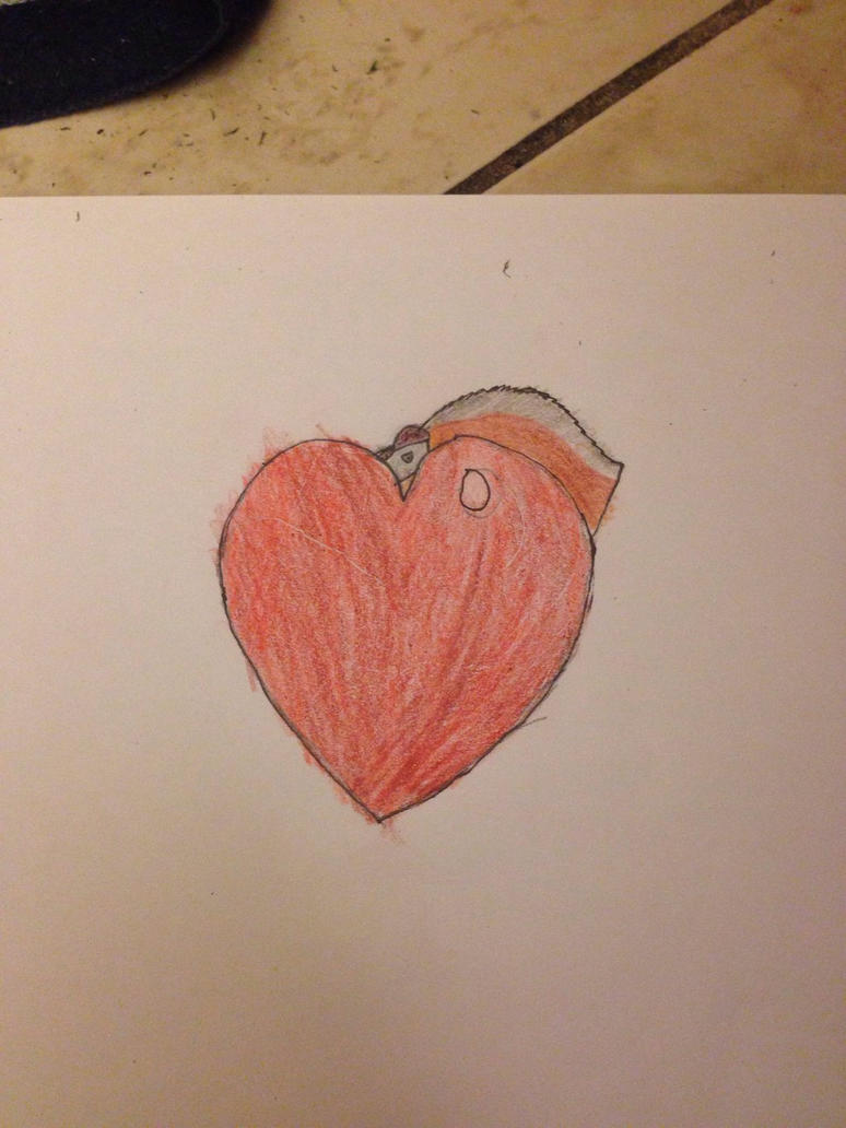 A heart or something  by Princetarbos