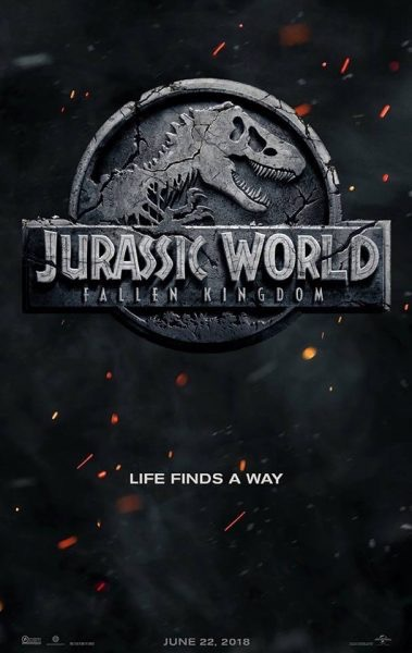 Jurassic World 2 poster  by Princetarbos