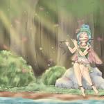 Mystical AU ~ Levy