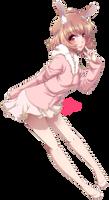 Gaia Commisison: Bunny by HeartKokoro