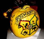 Harry Potter Pumpkin 3