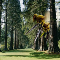 Beedrill, If Real by FuroMustela