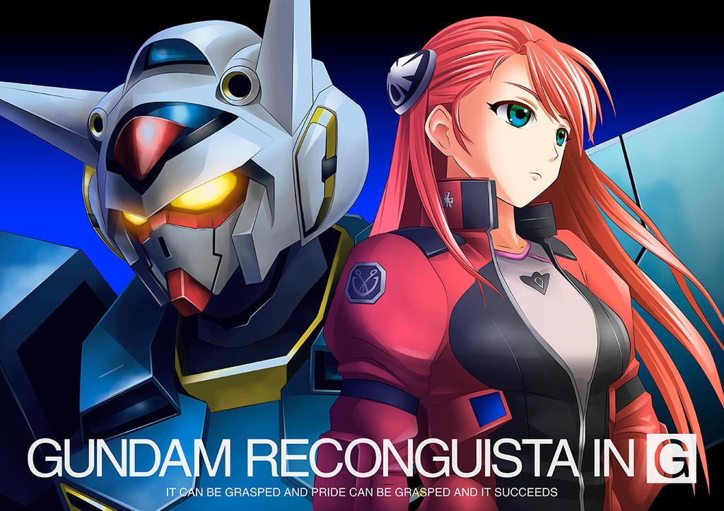 Gundam Reconguista in G by gatakk
