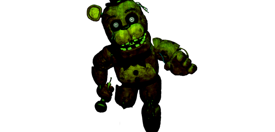 Phantom freddy fnaf2 by tonichedgefox on deviantart