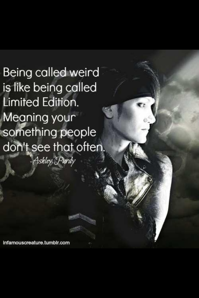 Bvb Ashley Purdy Quotes. QuotesGram