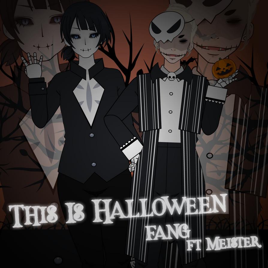 kpop fang  halloween covermu-kae on deviantart