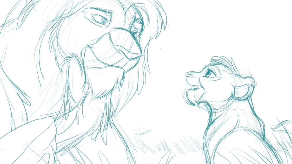 Alika by kohu-scribbles