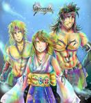 Dissidia Duodecim: Team FFX