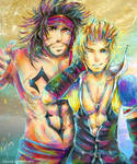 FF X: Father and Son