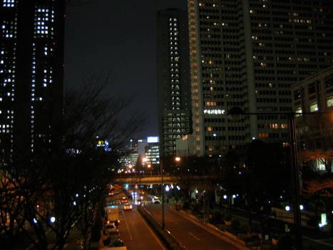 Tokyo by night 8