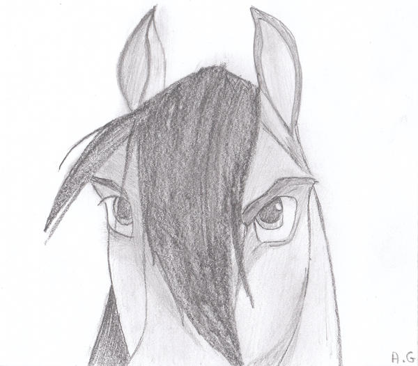 Spirit stallion 4 by alvija on deviantart - Comment dessiner spirit ...