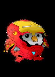 Iron Kuikui - Iron Man Cosplay