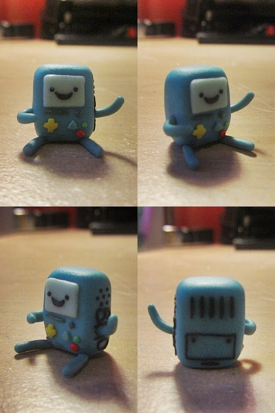 BMO~ Adventure Time by FeatherLetters