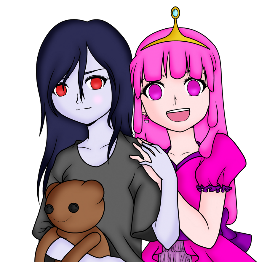 princess bubblegum and marceline relationship help