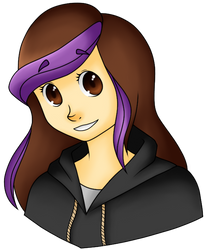 MangaMinx | Portrait (+ Speedpaint Link!) by FeatherLetters