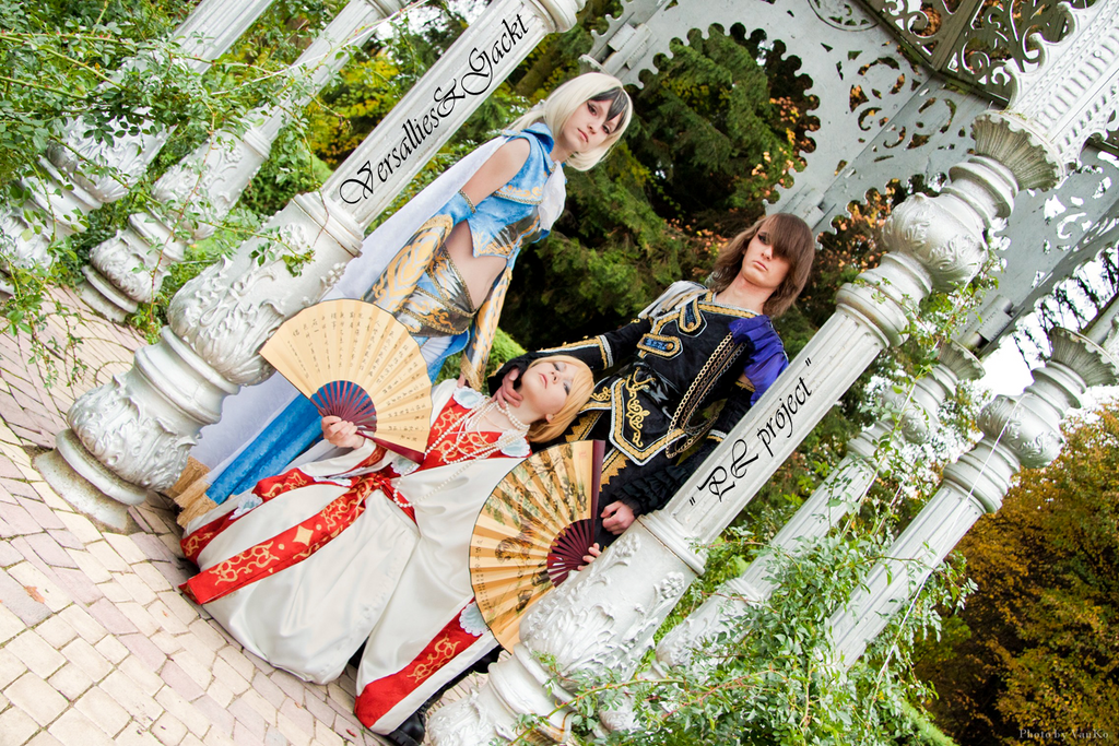 Special for Senzai-Cosplay-Con by Lenore-Hug