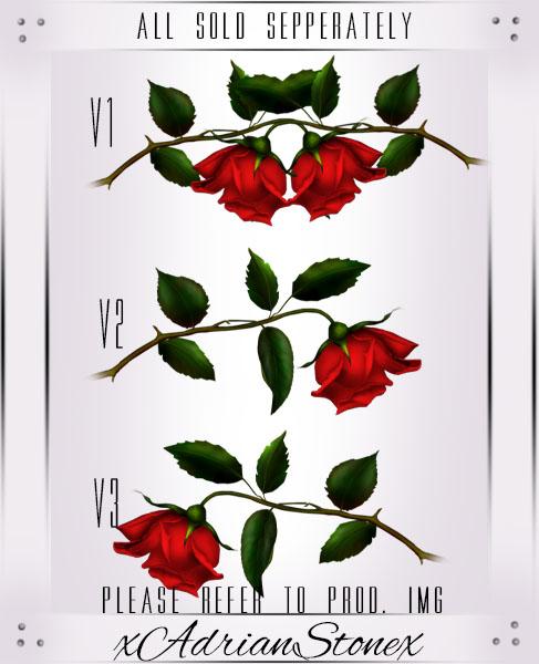 Roses by HisAngelGoddess2010