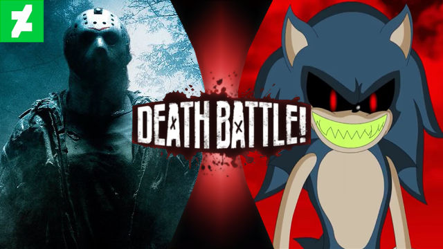Death battle: Jason Voorhees vs Sonic exe Prelude by