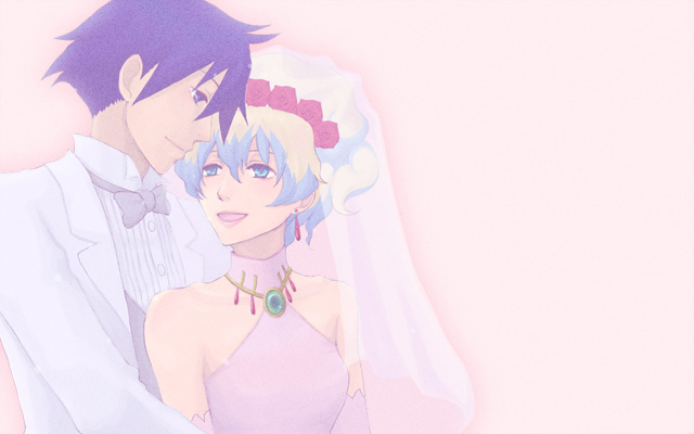 TTGL - Simon and Nia by rukaxxx on DeviantArt