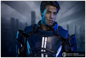 Nathan DeLuca, Mass Effect Cosplay